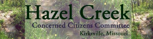 Hazel Creek Concerned Citizens Committee