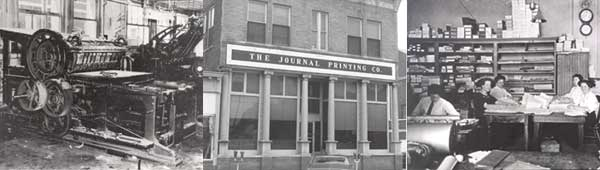 Selected Images of Journal Printing Company