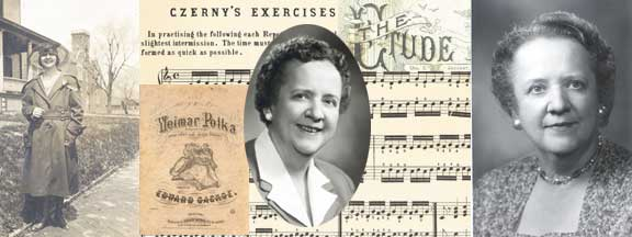 Knobbs Sheet Music Collection