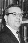 George Hartje, Pickler Memorial Library Director Emeritus, 1965 to 1995