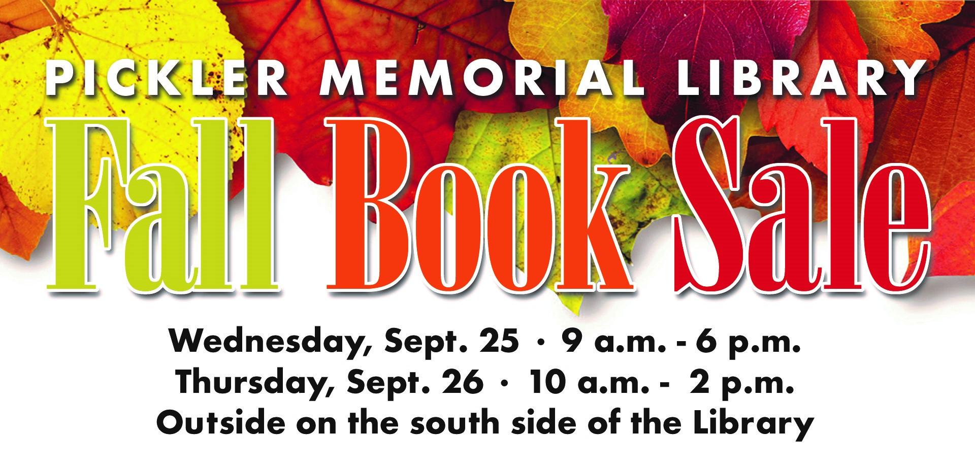 2019 Library Book Sale