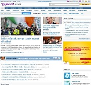 Most Popular News Web Sites