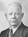 Dr. Clarence Henry McClure, Professor of Political Science and Head of the Division of Social Science, 1928 to 1942