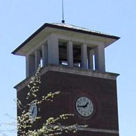 Library Bell Tower