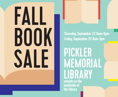 Book Sale Flyer